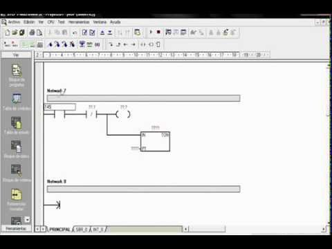Tutorial de PLC SIEMENS S7-200