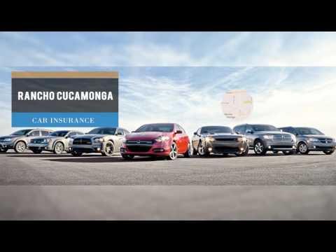 Get Cheap Auto Insurance In Rancho Cucamonga CA