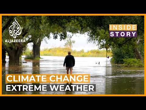 How should we adapt to extreme weather caused by climate change?   Inside Story