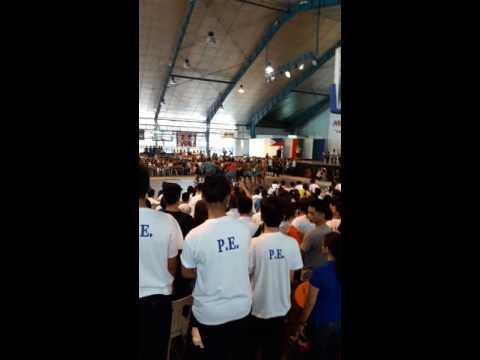 Solomon Islands students in AMA UNIVERSITY Philippine
