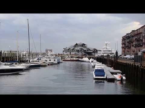 Boston Harbor Walking Tour