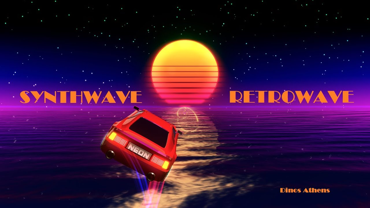 Synthwave/ Retrowave mix