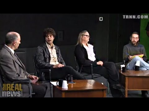 Jean-Philippe Tremblay and Kristina Borjesson on 'Shadows of Liberty'  (1/8)