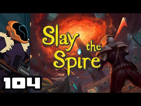 Let's Play Slay The Spire - PC Gameplay Part 104 - The Wrong Neighborhood