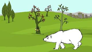 The Polar Bear and the Honey Bee by Nick Cope