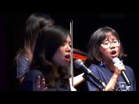 Musikalisasi Puisi Sia-Sia (Chairil Anwar) - Kelompok Sekali Pentas (live concert)