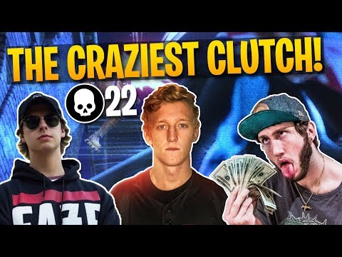 CARRYING FAZE BANKS & CIZZORZ! 22 Kill Gameplay (Fortnite Battle Royale)