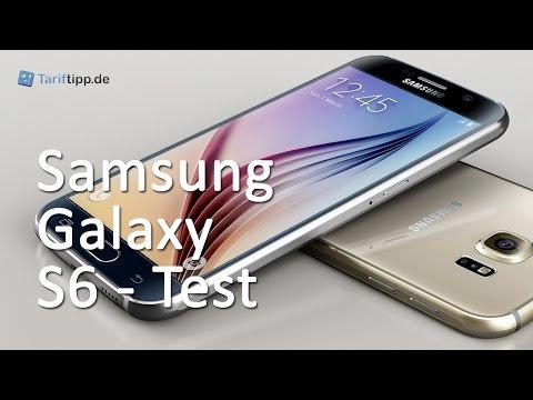 Samsung Galaxy S6 | Test deutsch