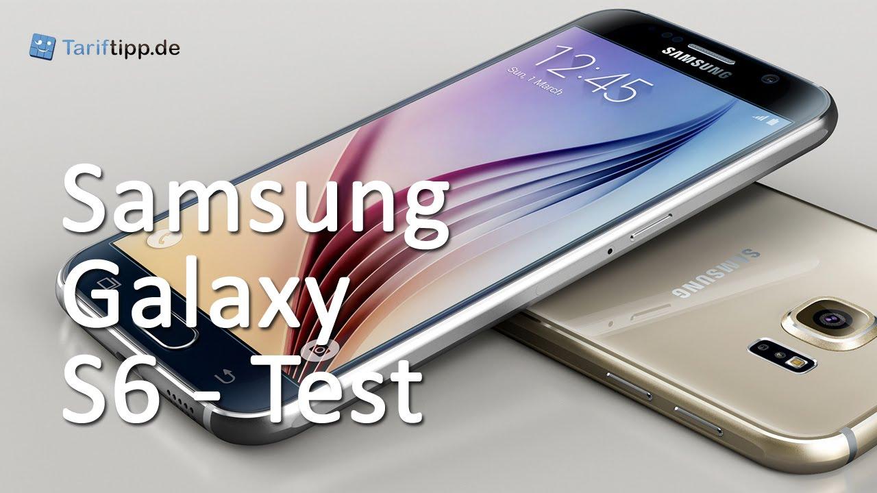 Samsung Galaxy S6 | Test deutsch - YouTube