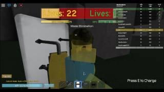 NVZ| Biggest riot in ROBLOX
