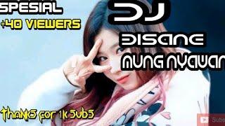Download lagu Dj bisane mung nyawang slow bass MP3