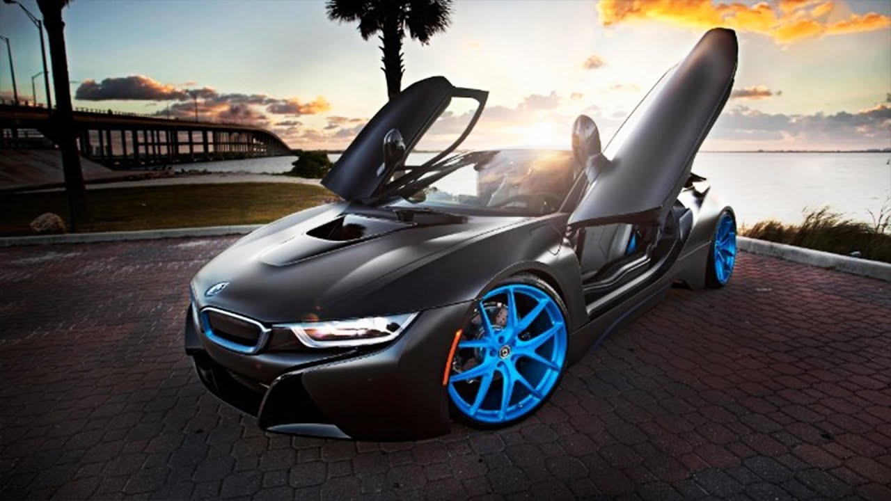 Gta 5 Bmw I8 2015 Mod Gameplay Gta 5 Pc Youtube