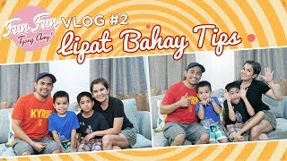 [Fun Fun Tyang Amy] Vlog 2 : Welcome To Our Humble Home