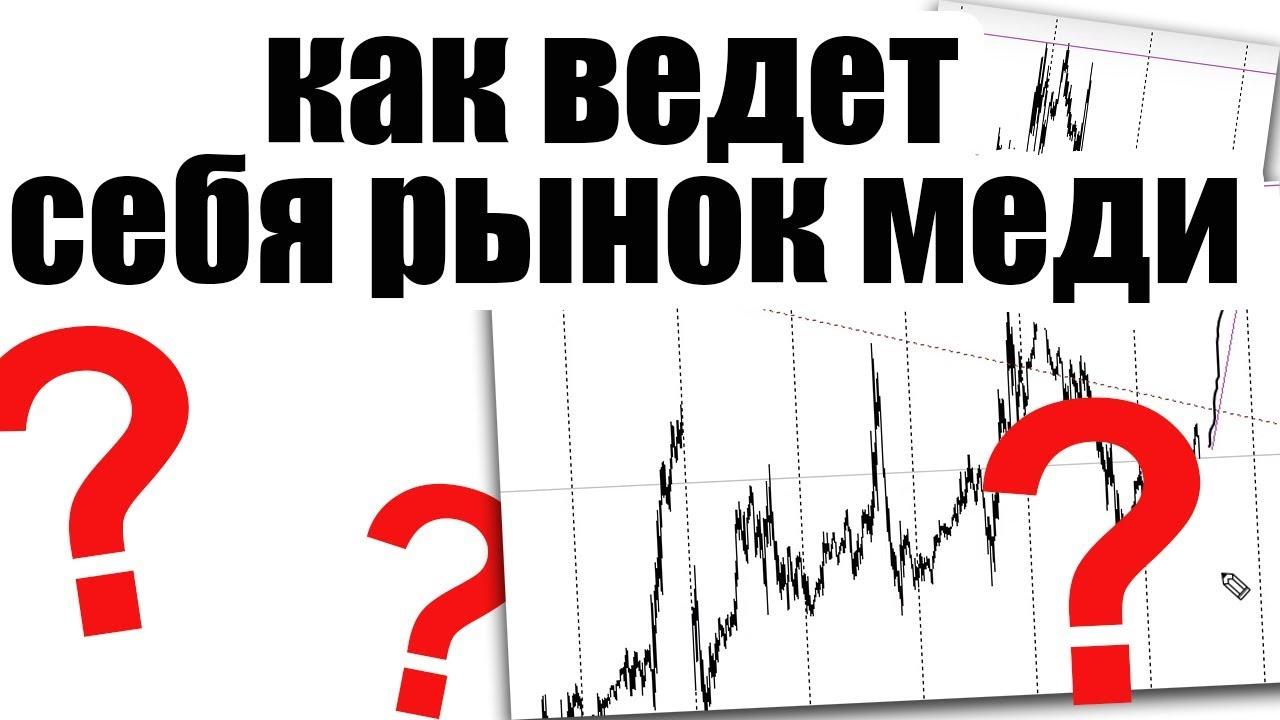 Рынок меди. Торговые рекомендации с Александром Борских