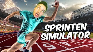 HOW FAST YOU CAN SPRINT? | Roblox