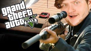 GTA 5 PC Online Funny Moments - PRO LEVEL MARIO SNIPES?! (Custom Games)
