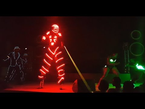 Check Out Best Light Dance Shows Ever In...