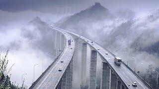 اكثر مشاريع انشائية جنونا في الصين..!!