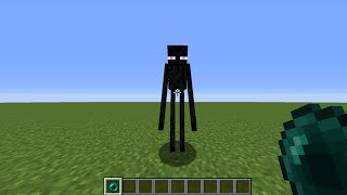 what's inside enderman?