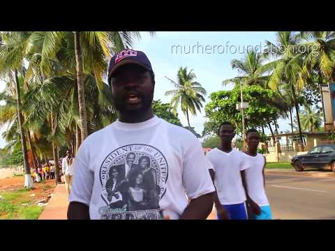 SOS (Save Our Selves) Sierra Leone || Street Interview