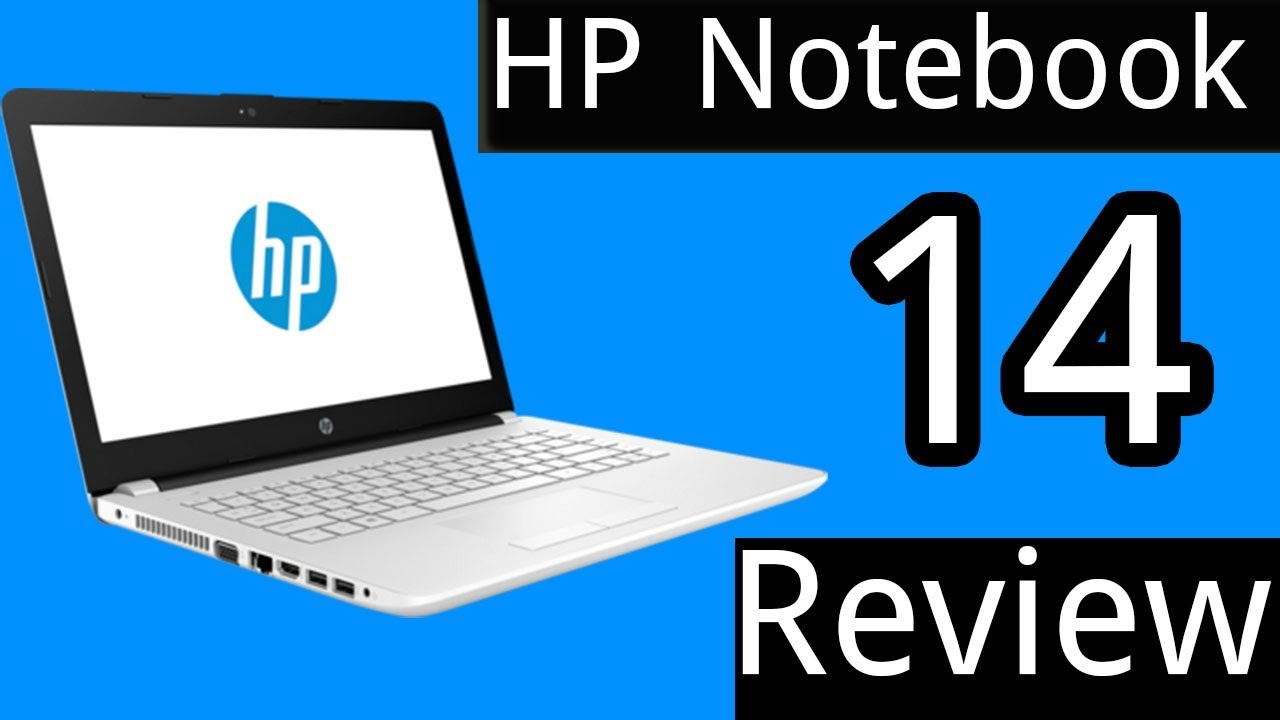 Hp Notebook 14 Quick Review Budget Laptop Youtube