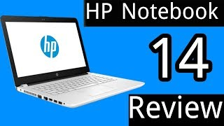 """HP Notebook 14"""" Quick Review 