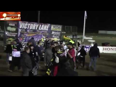 Canyon Speedway Park- Sprint Car Main Nov 22nd 2014