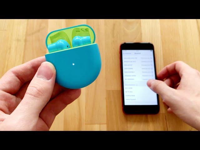 Jak połączyć słuchawki OnePlus Buds ze smartfonem