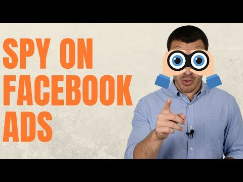 How To Spy On Facebook Ads For Free - NEW Facebook Ads Library Tool