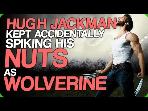 Hugh Jackman Kept Accidentally Spiking His Nuts As Wolverine (Karl's Corner: Real Steel)