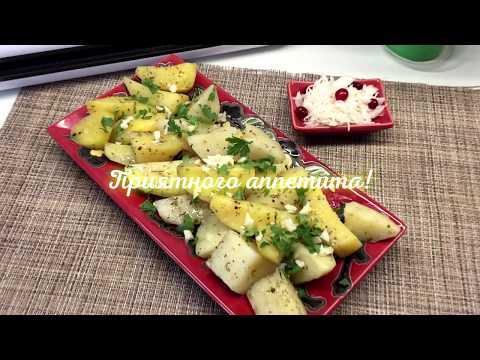 Сливочный картофель Су-вид в вакуумном пакете от Oberhof