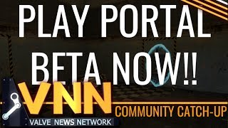 Play Portal Beta Now CCU 1