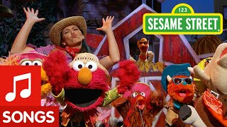 Sesame Street: Old MacElmo Had a Farm Song | Old Macdonald Remix