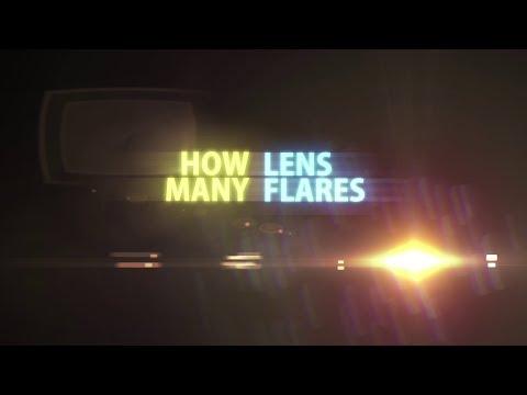 Every Lens Flare In Star Trek