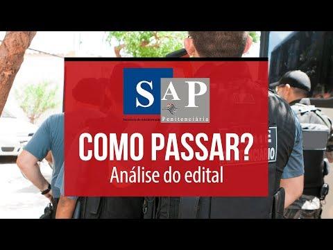 SAP-SP | Como Passar? | Análise do edital e dicas de estudo