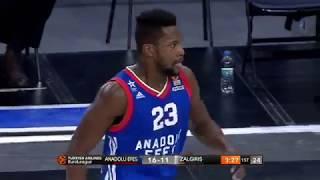 EuroLeague 23. Hafta: Anadolu Efes - Zalgiris