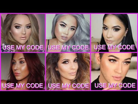 WHEN MORPHE DISCOUNT CODES COLLIDE!