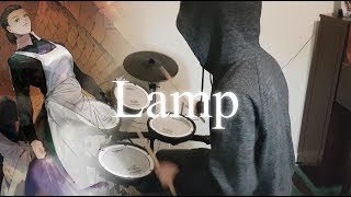 約束のネバーランドED2 フル『Lamp/Cö shu Nie』Drum Cover (叩いてみた)