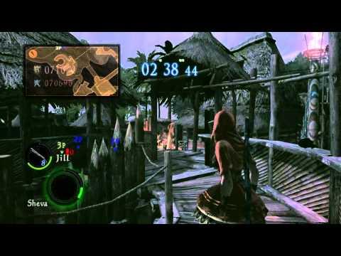 Resident Evil 5 Versus Team Survivors Village (sheva Fairytale) W/ Neostarplayer M1