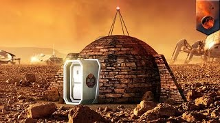 Living on Mars: Space igloos made for Mars show how humans could live on the Red Planet - TomoNews