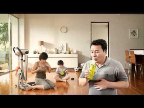 TVC : Oishi Greentea อยากเที่ยวรอบโลก