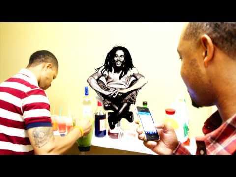 Frrozen bob Marley Drink