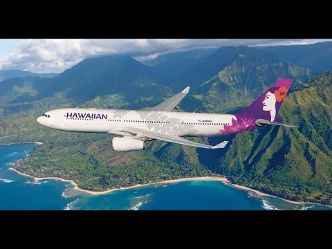 WHO is HAWAIIAN AIRLINES? | Aviation O