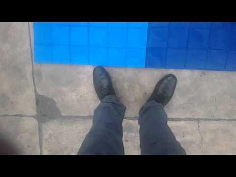 Alinear moldes para concreto estampado