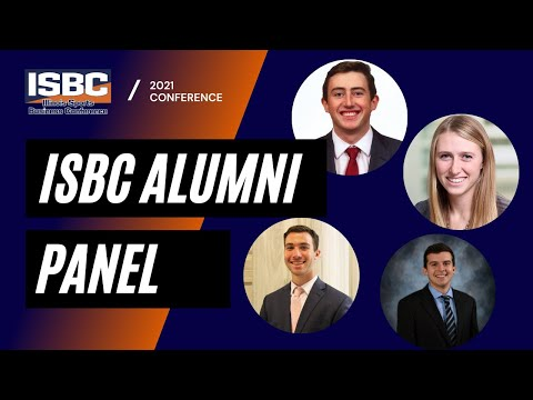 Illinois Sports Business Conference 2021 | Alumni Panel