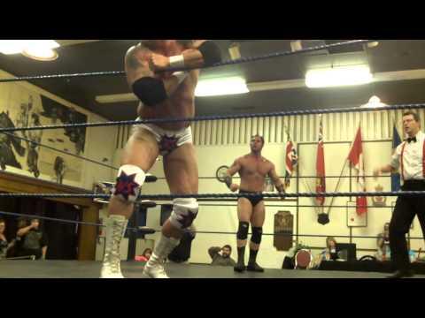 Brice Slammer Sova vs Wavell Starr