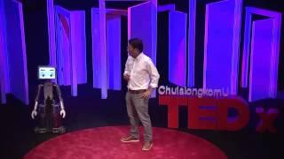 อุตสาหกรรมไทยในอนาคต | เฉลิมพล ปุณโณทก | TEDxChulalongkornU