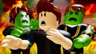 The End of the World: A Sad Roblox Movie