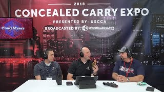Chad Myers with JM4 Tactical - USCCA Expo 2018