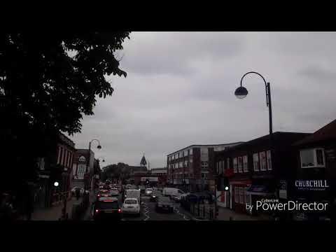 FULL VISUAL: 20 - Walthamstow Central - Debden Go Ahead   EN5 SN58CEJ  